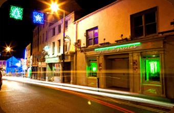 Nightlife in Waterford